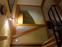 Treppenabschluß